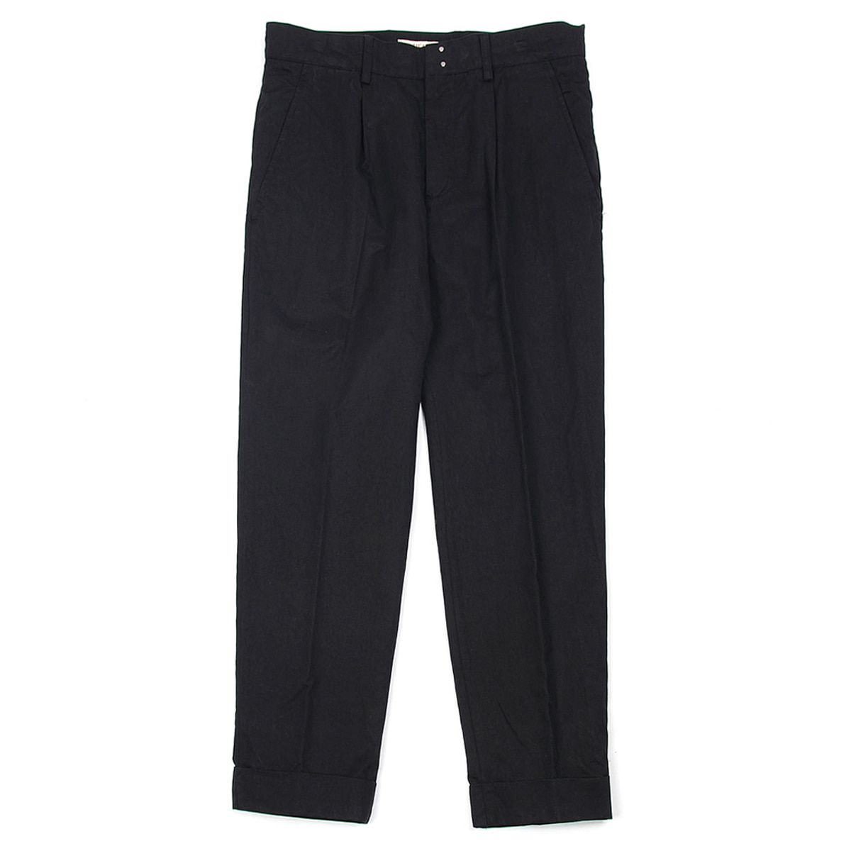[BEHEAVYER] BHR STANDARD PANTS 'BLACK'