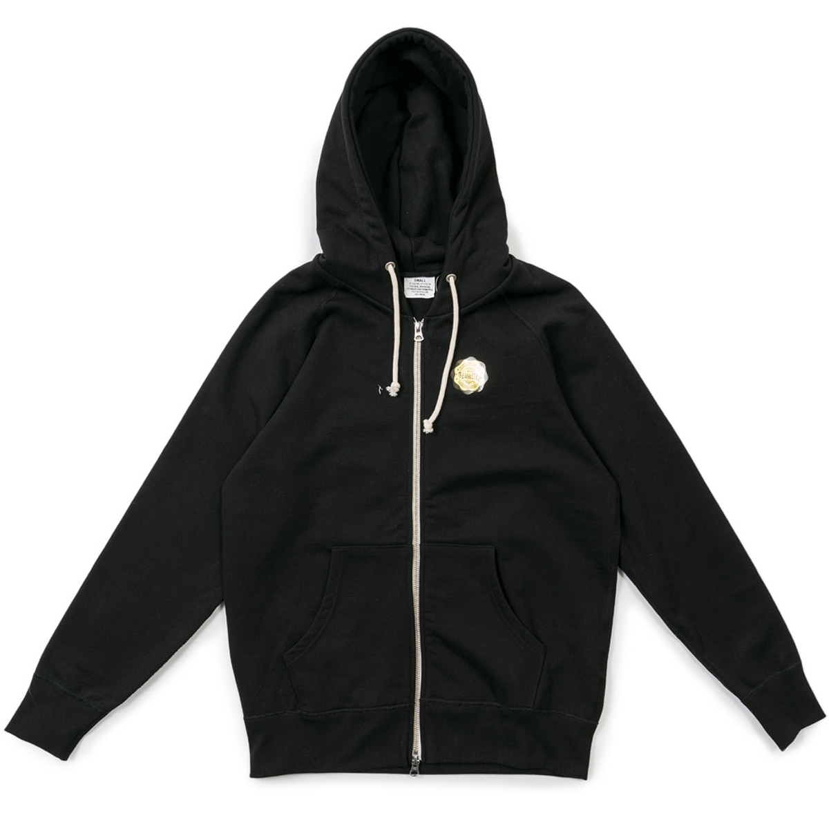 [BIGUNION] GYM SWEAT PARKA 'BLACK'