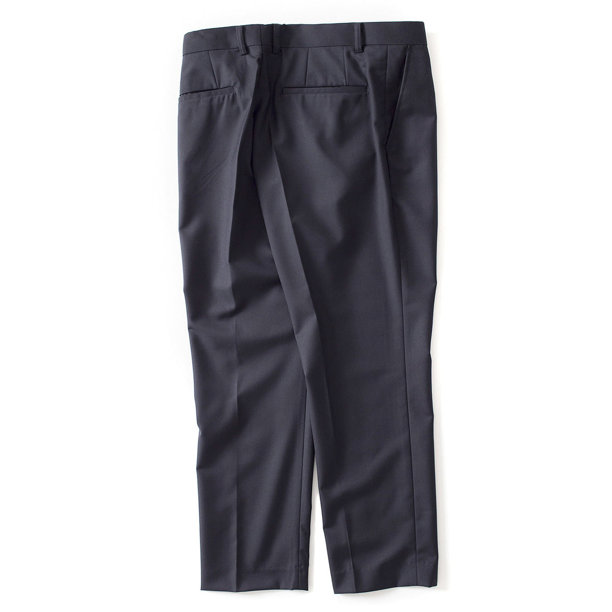 [BIRTHDAYSUIT] DAILY SUIT PANTS 'DARK NAVY'