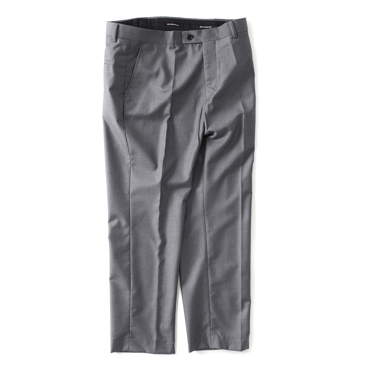 [BIRTHDAYSUIT] DAILY SUIT PANTS 'LIGHT GREY'