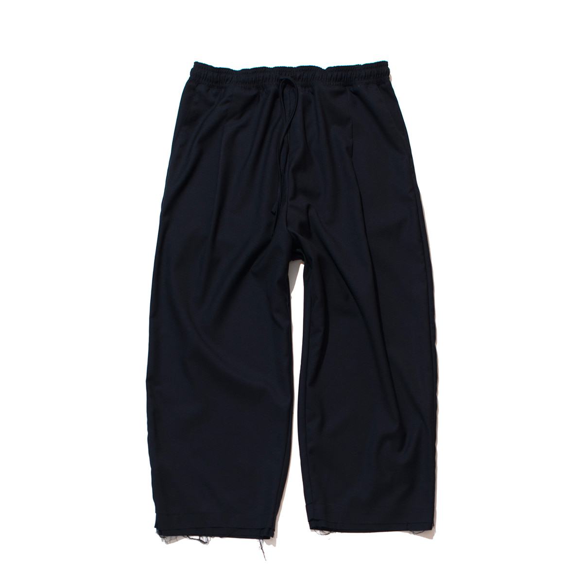 [GAKURO] SAPOK PANTS 'DARK NAVY'