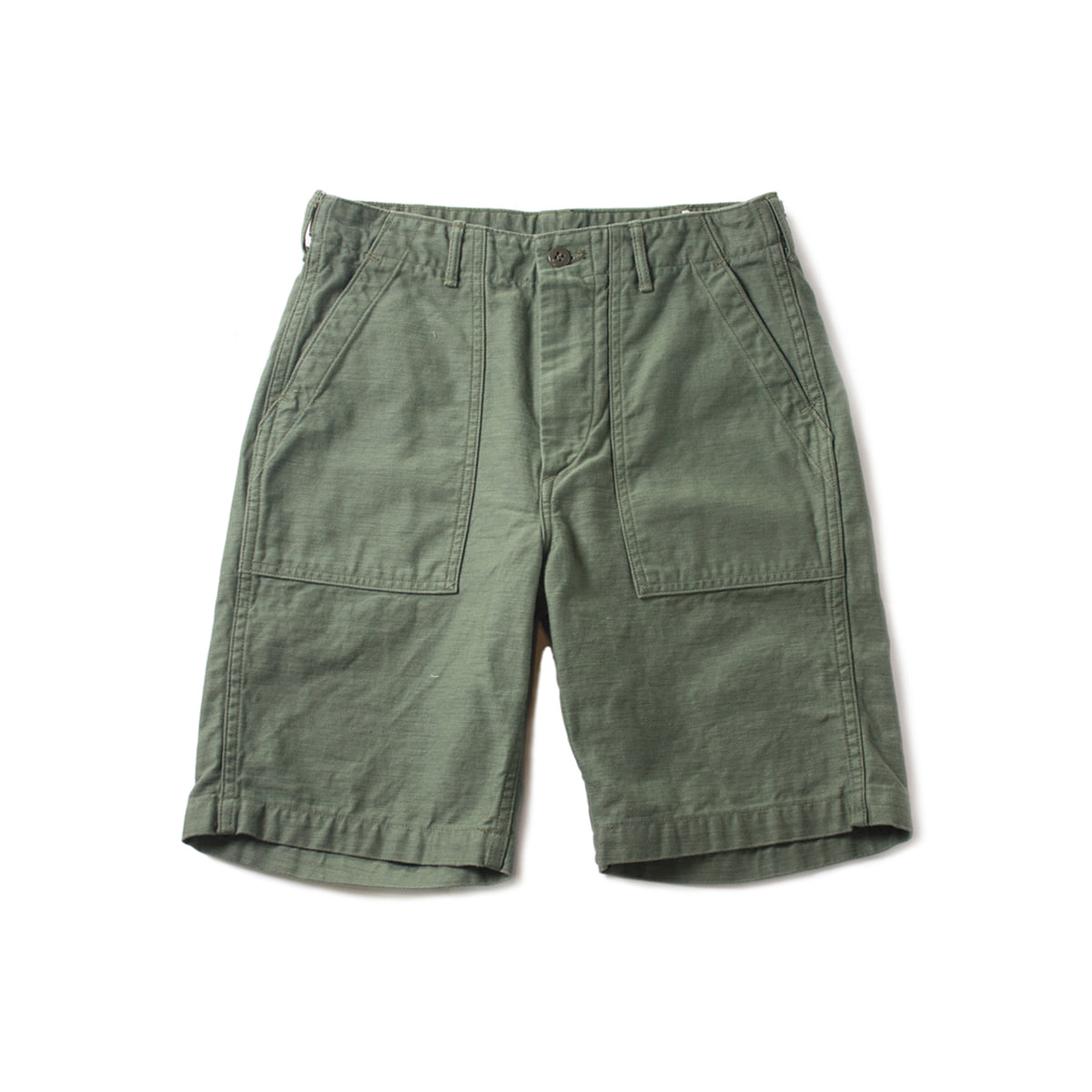 [ORSLOW] FATIGUE SHORTS 'GREEN'