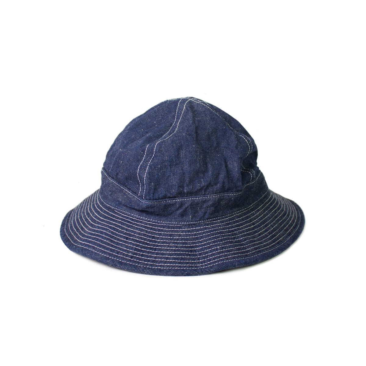 [ORSLOW] US NAVY DENIM HAT 'ONE WASH'