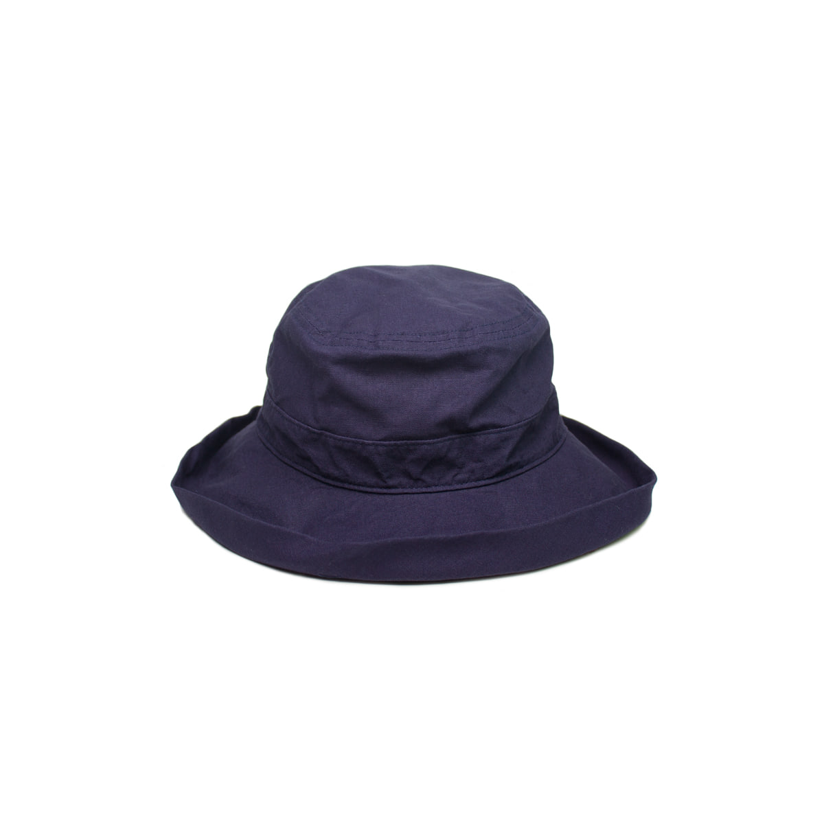 [INFILEDER DESIGN] LINEN COTTON HAT 'NAVY'