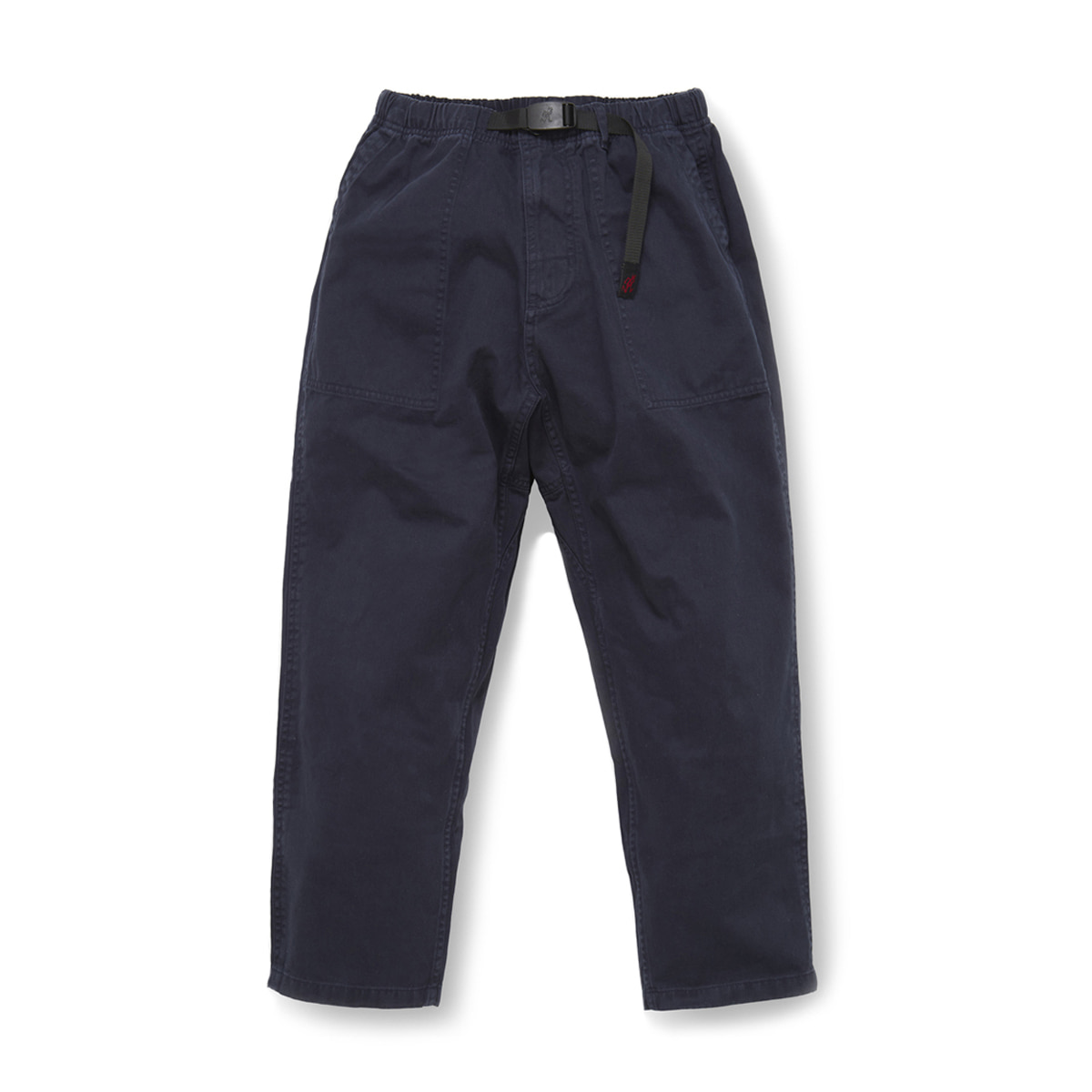 [GRAMICCI] LOOSE TAPERED PANTS 'NAVY'