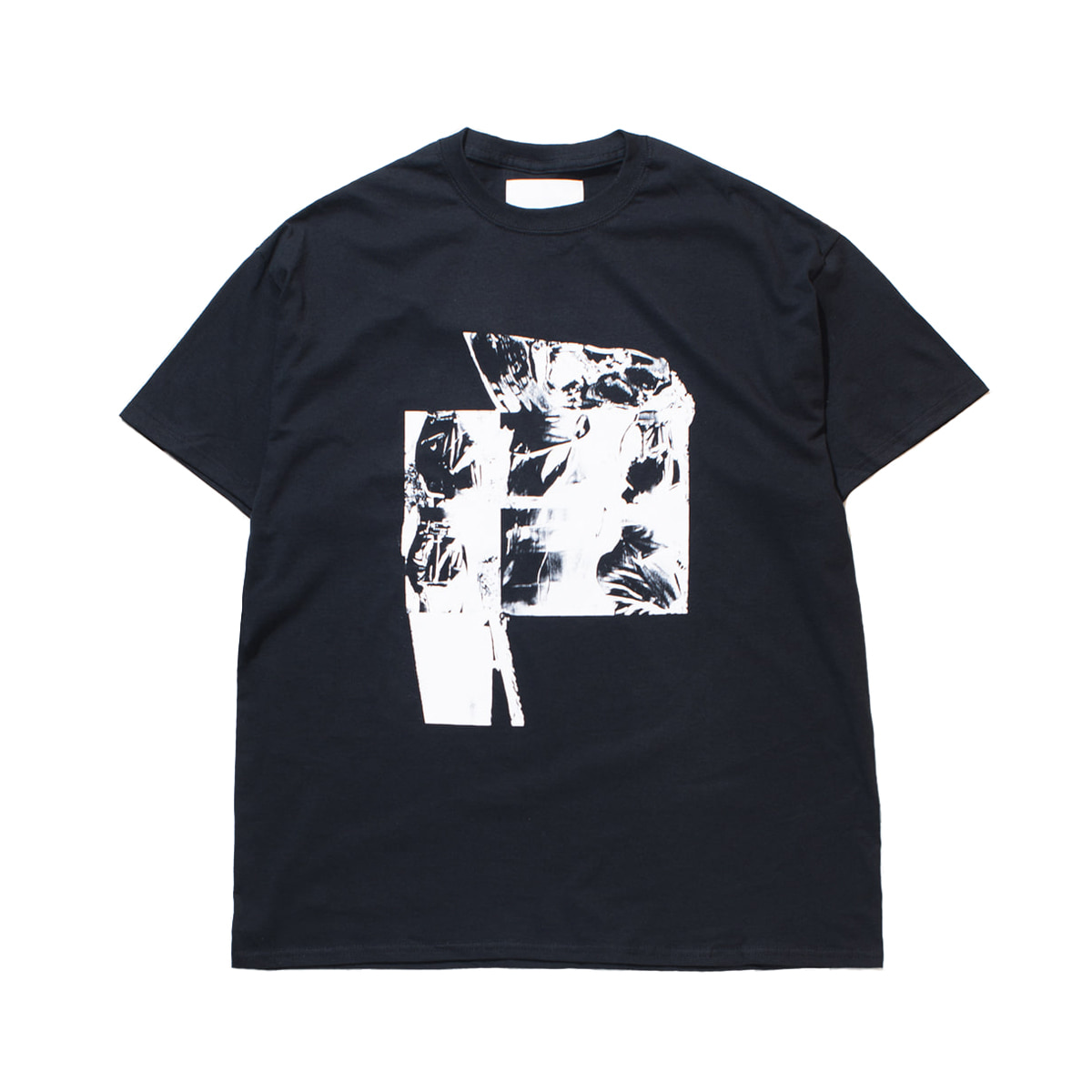[GAKURO] 'UNTITLED #1' T-SHIRT 'BLACK'
