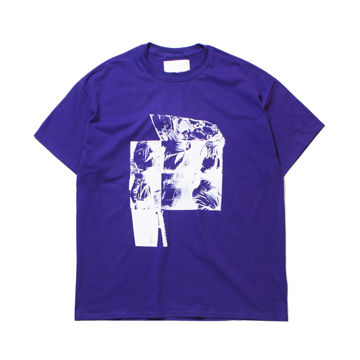 [GAKURO] 'UNTITLED #1' T-SHIRT 'PURPLE'