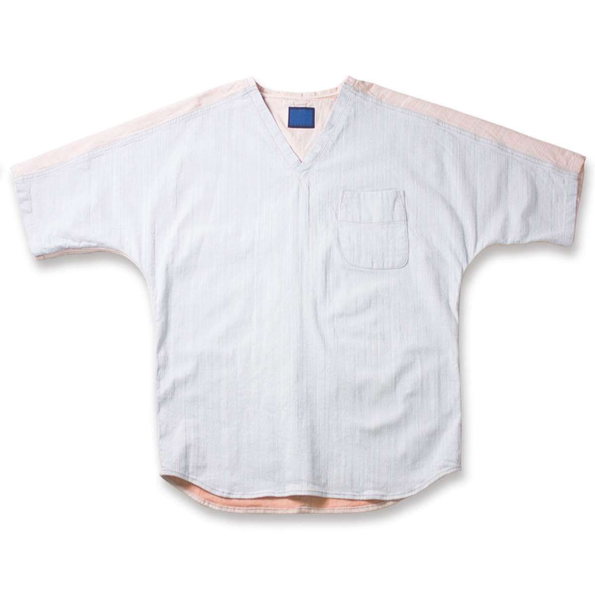 [DOCUMENT] M121 DAMIAN SHIRT 'LIGHT BLUE'
