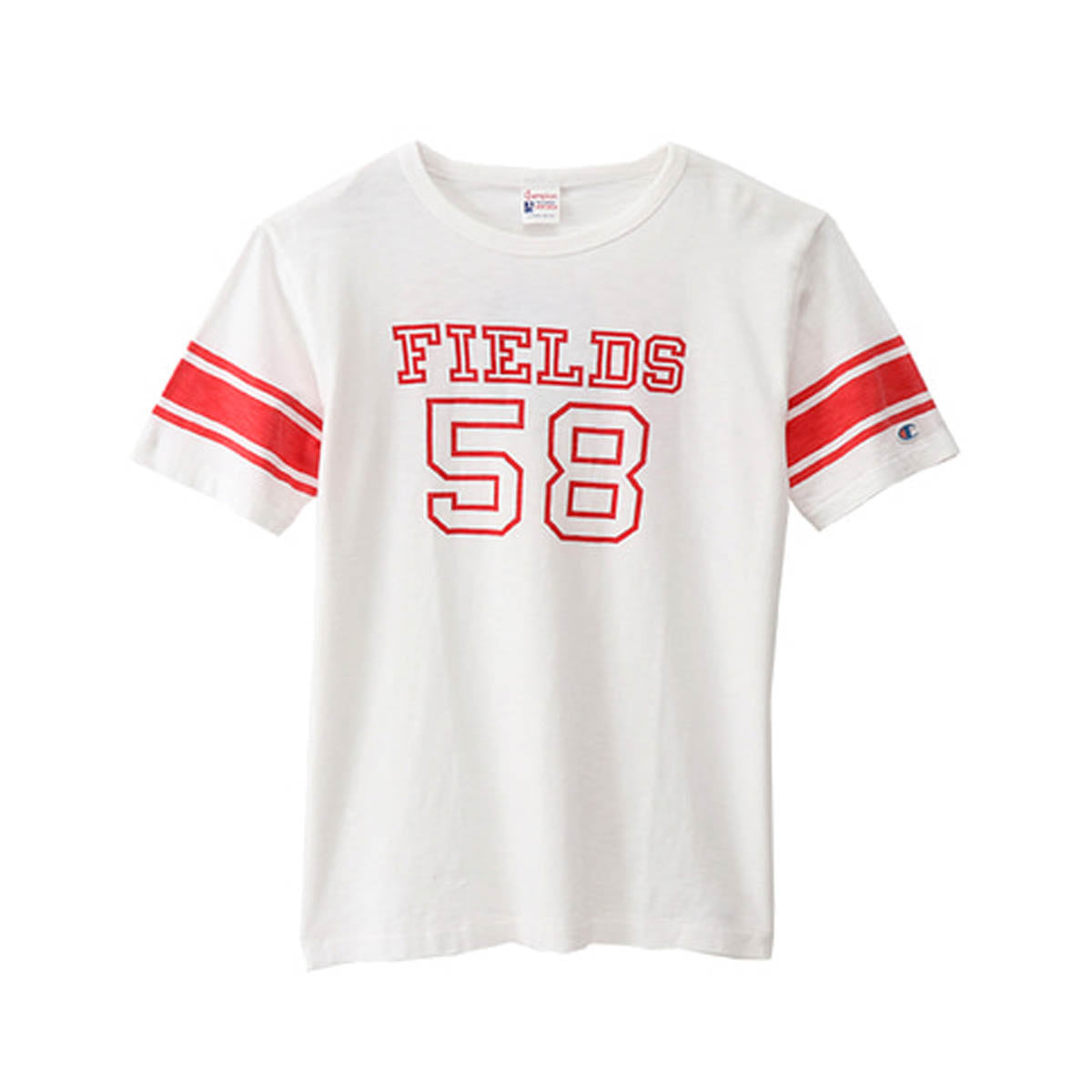 [CHAMPION] ROCHESTER FOOTBALL T-SHIRT 'OFF WHITE' (C3-M319)