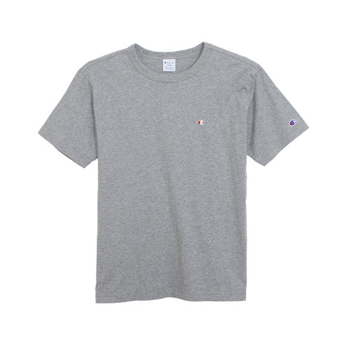 [CHAMPION] BASIC T-SHIRT 'OXFORD GRAY' (C3-H359K)