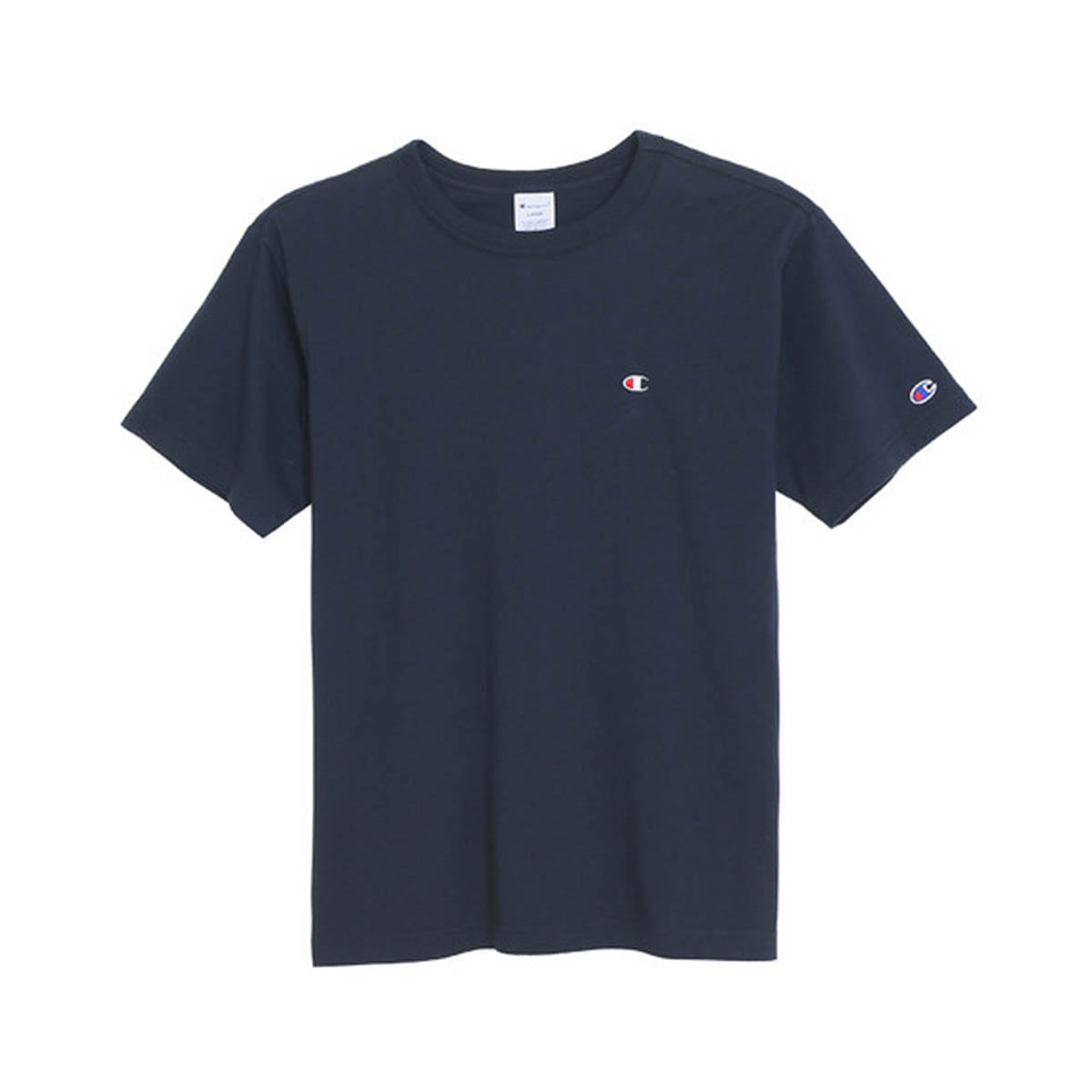 [CHAMPION] BASIC T-SHIRT 'NAVY' (C3-H359K)