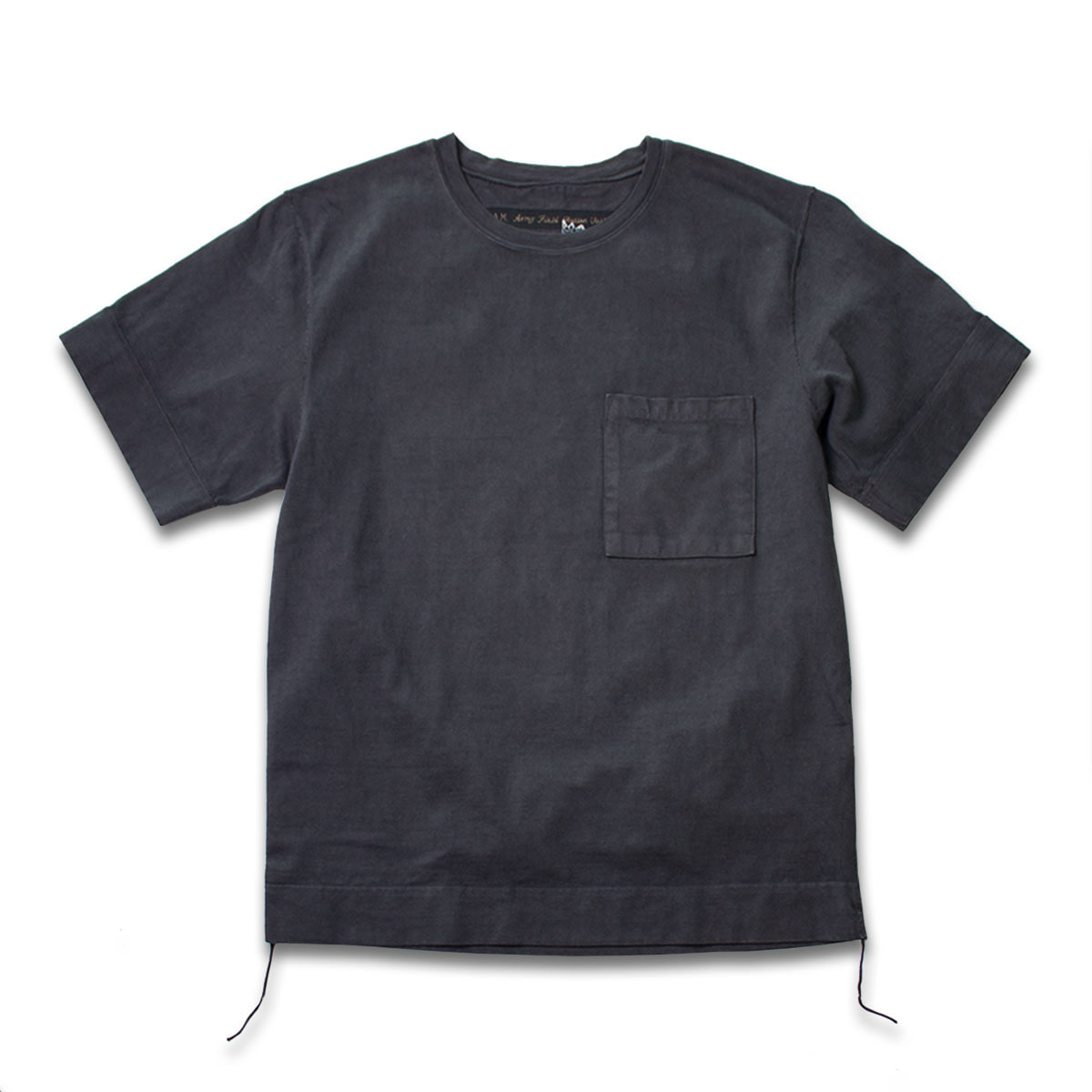 [KAPITAL] DI-PACK JERSEY ARMY PACK T 'BLACK'