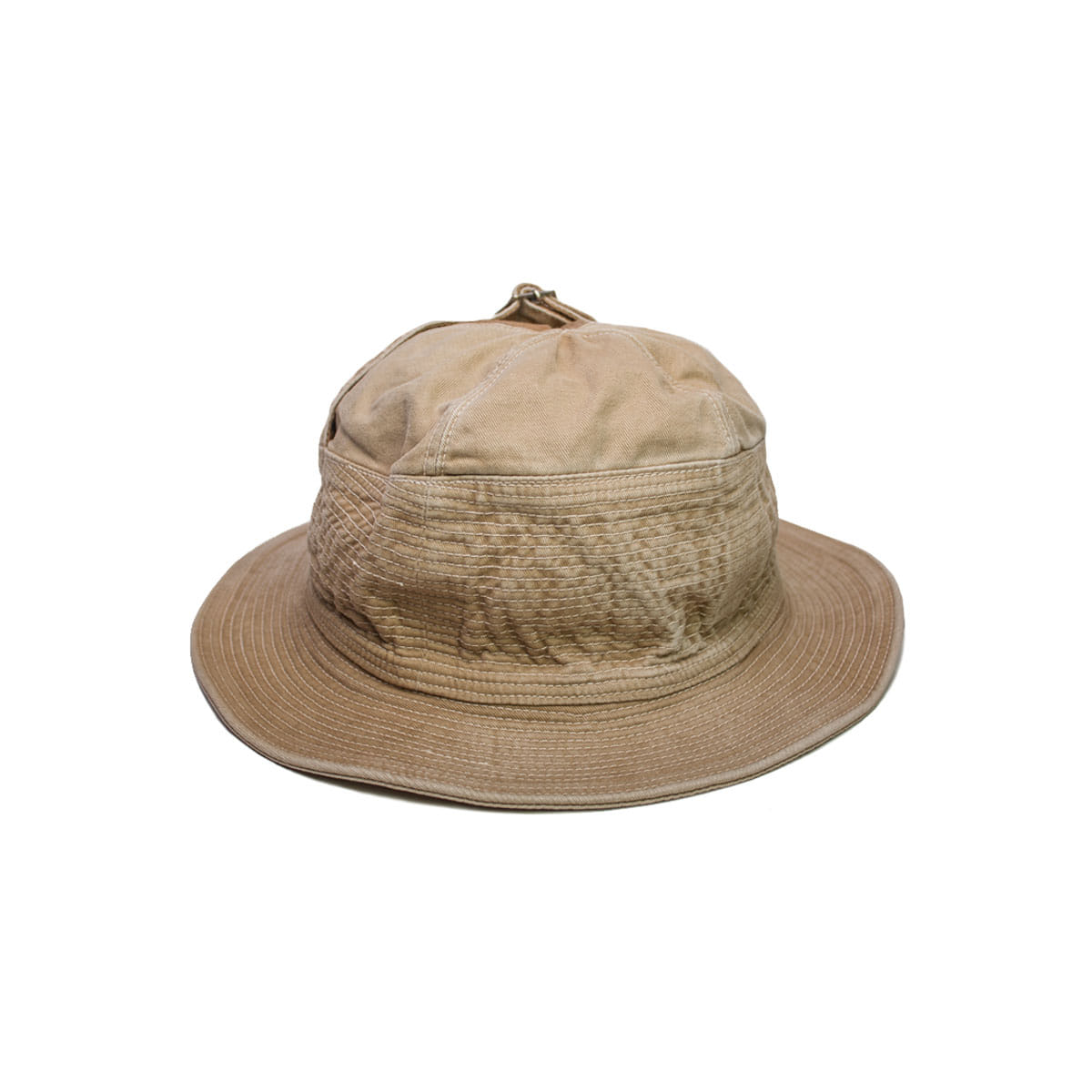 [KAPITAL] THE OLD MAN & SEA HAT 'BEIGE'