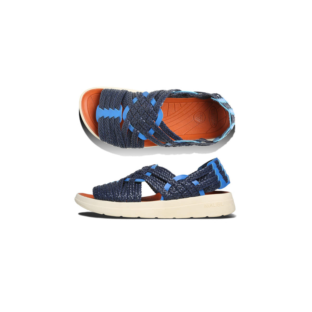 [MALIBU SANDALS] MISSONI x MALIBU CANYON 'NAVY COBALT'