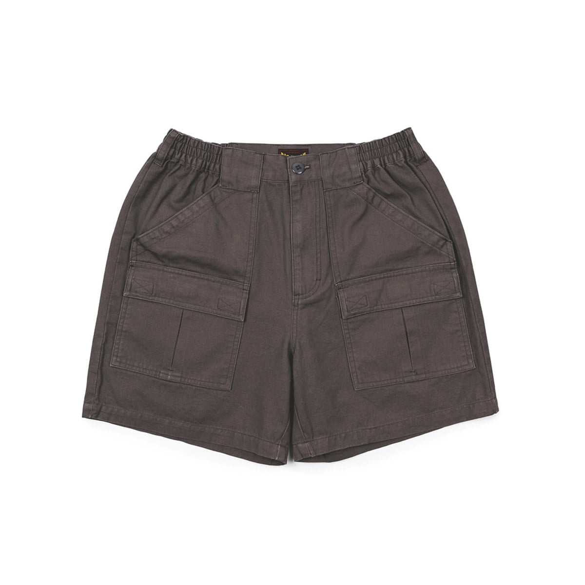 [BIG UNION] CARGO SHORTS 'CHARCOAL'