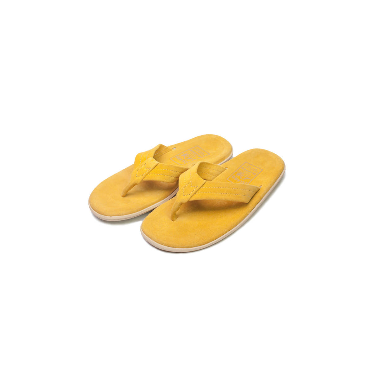 [ISLAND SLIPPER] PT203 'YELLOW SUEDE'