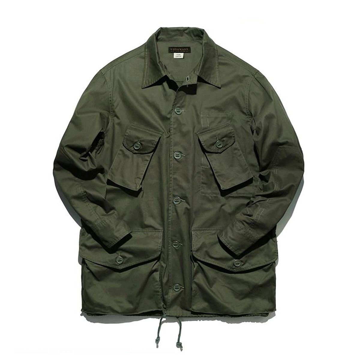 [WORKWARE] CANADIAN FIELD JACKET 'GREEN'