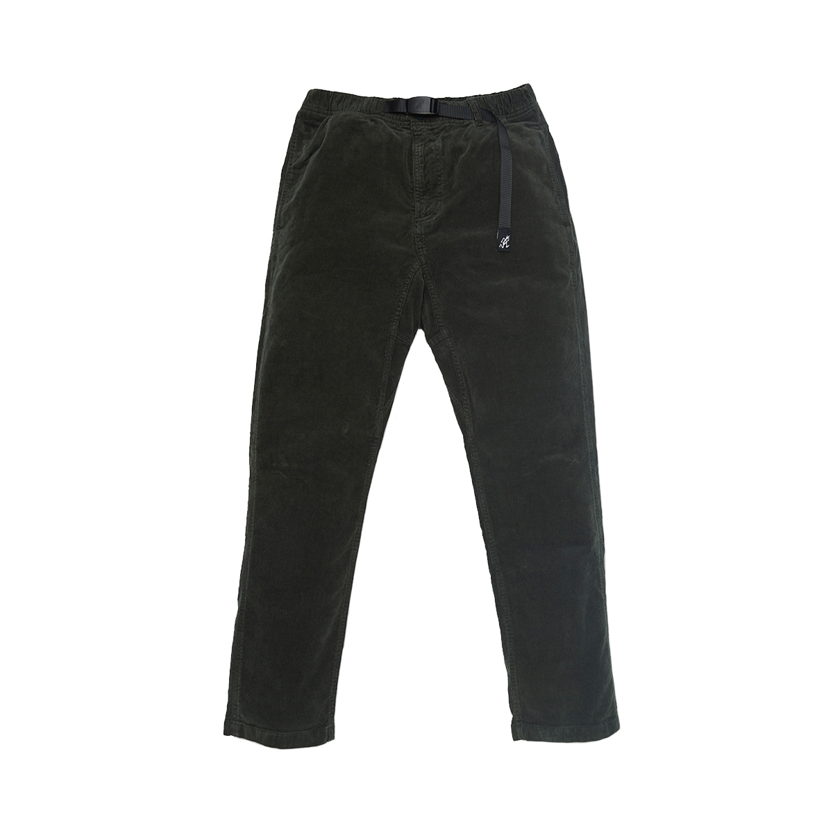 [GRAMICCI] CORDUROY NN-PANTS JUST CUT 'DARK GREEN'