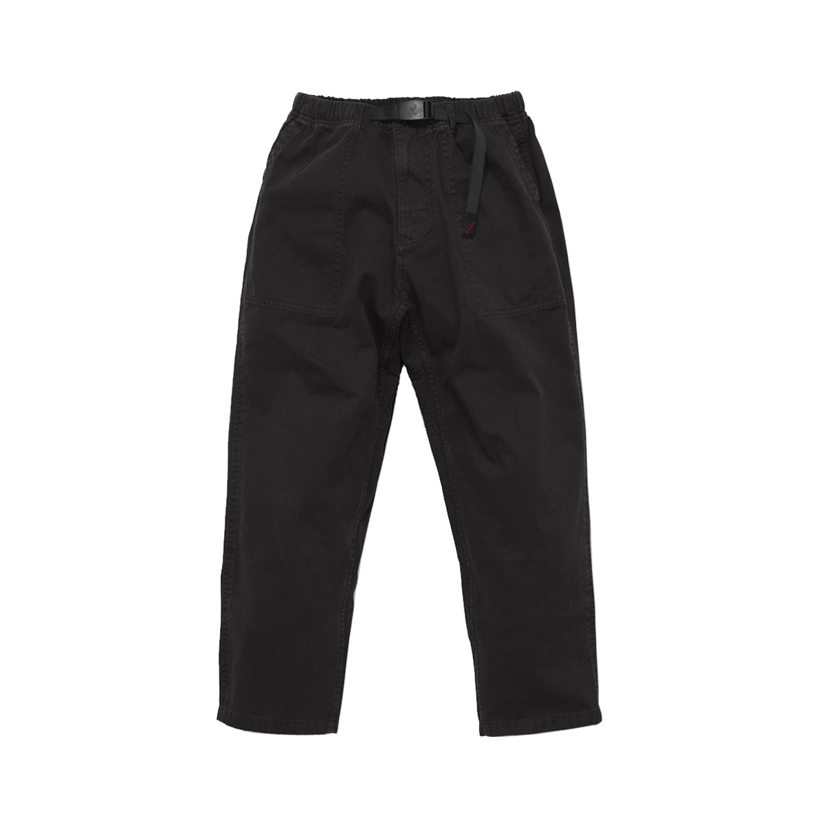 [GRAMICCI] LOOSE TAPERED PANTS 'BLACK'