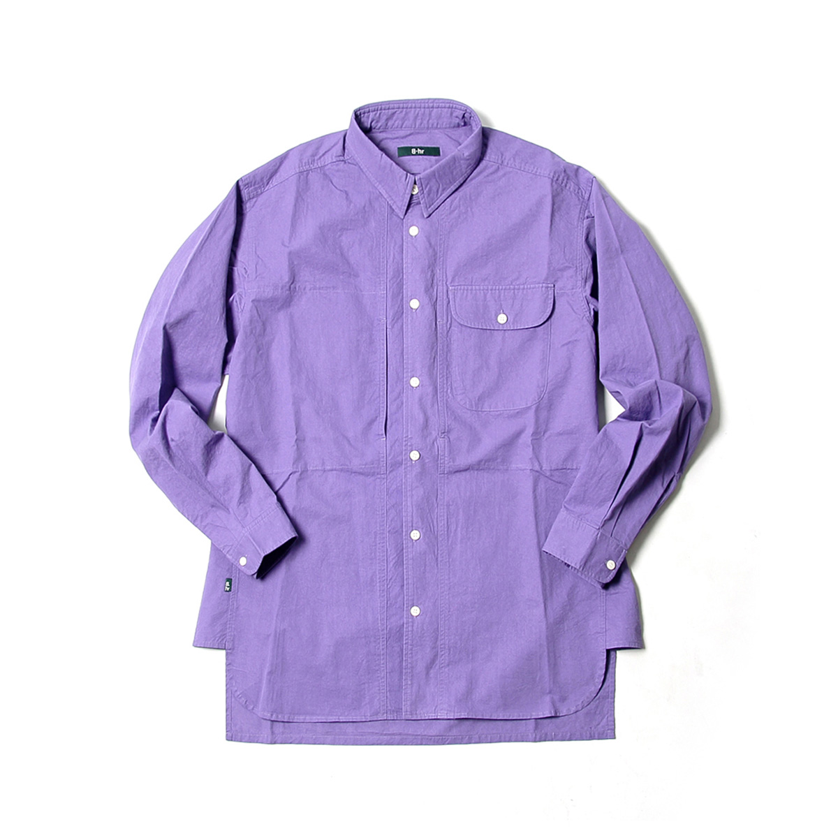 [BEHEAVYER] BHR HYPER SHIRTS 'PURPLE'