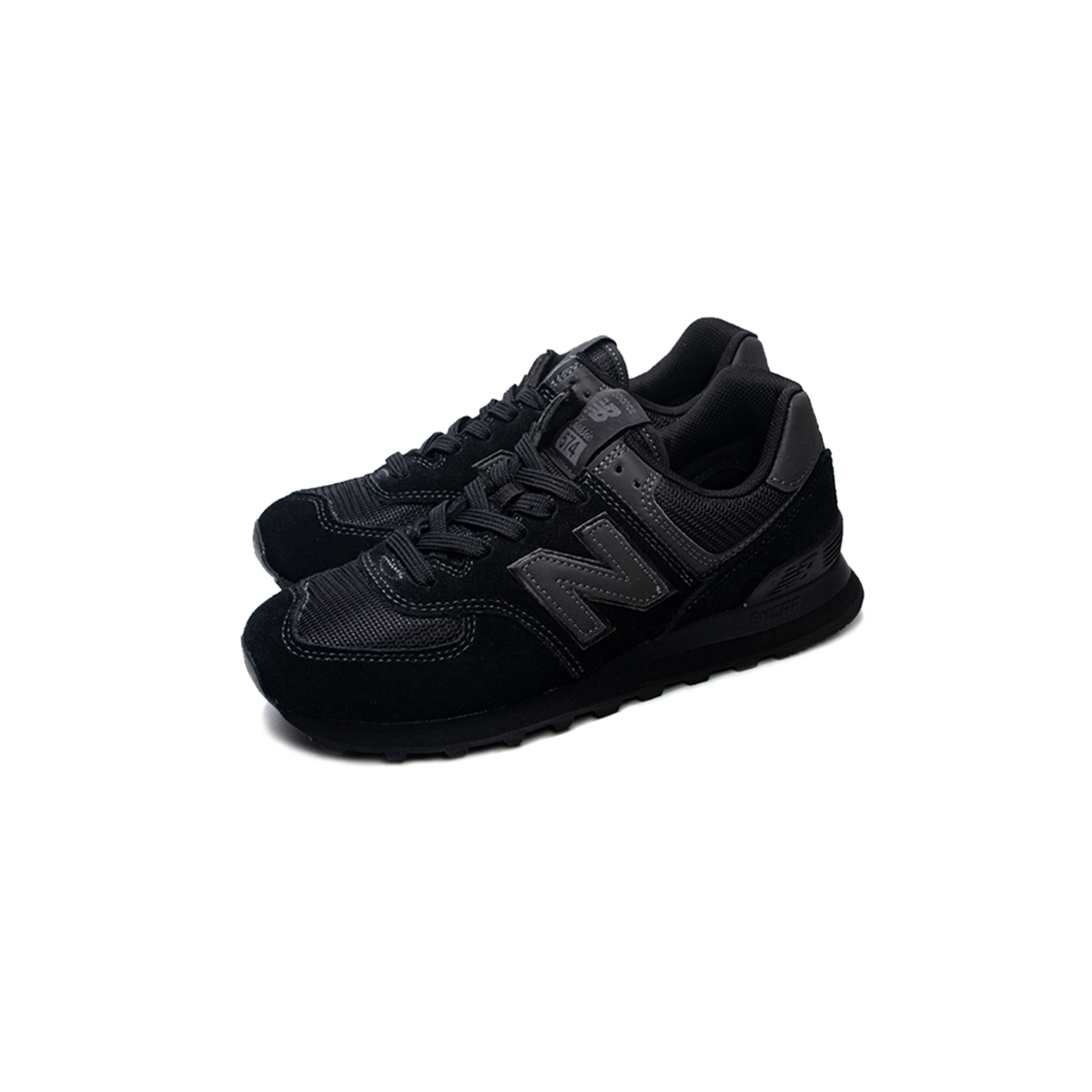[NEW BALANCE] 574ET 'TRIPLE BLACK'