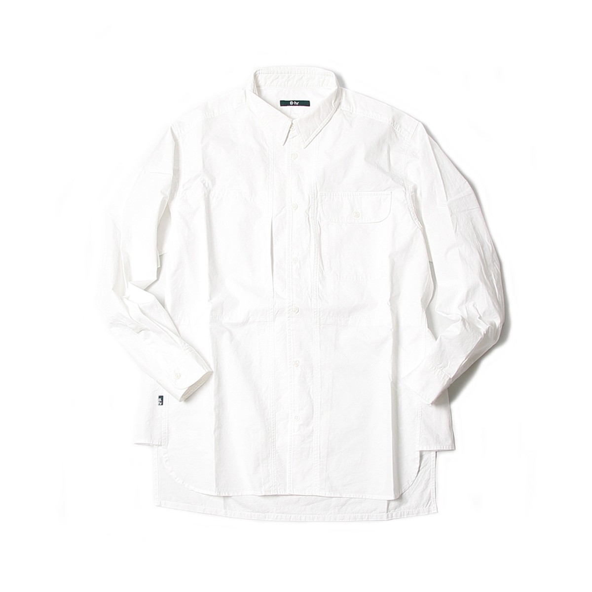 [BEHEAVYER] BHR HYPER SHIRTS 'WHITE'