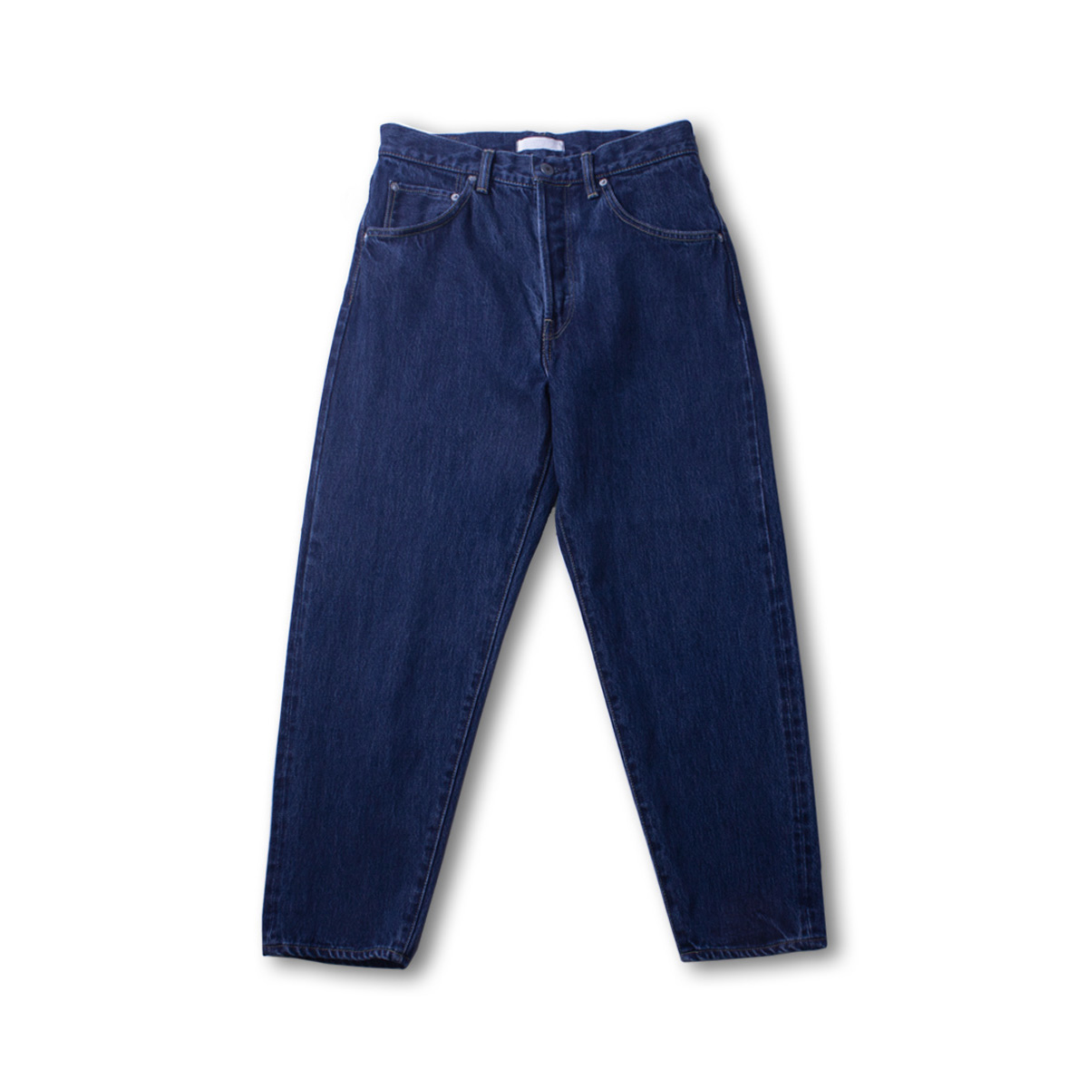 [HATSKI] LOOSE TAPERED DENIM 'BLUE'