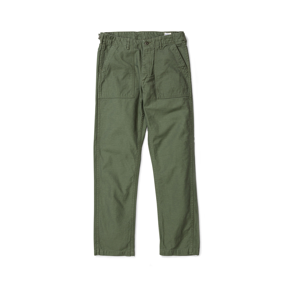 [ORSLOW] US ARMY FATIGUE PANTS 'OLIVE'