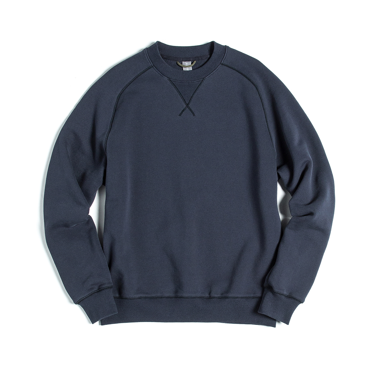 [UNAFFECTED] SWEAT SHIRT 'NAVY'
