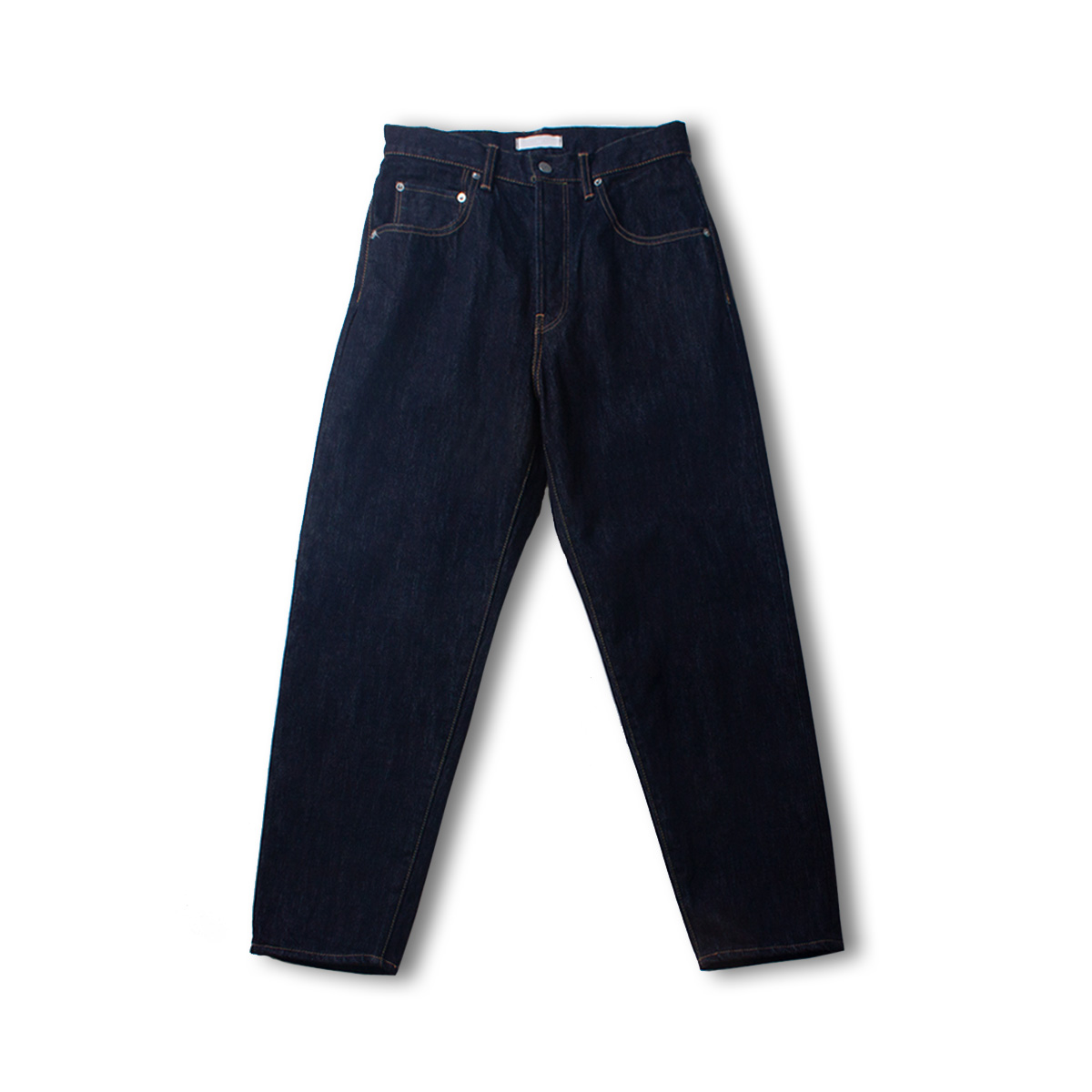 [HATSKI] LOOSE TAPERED DENIM 'ONE WASH'