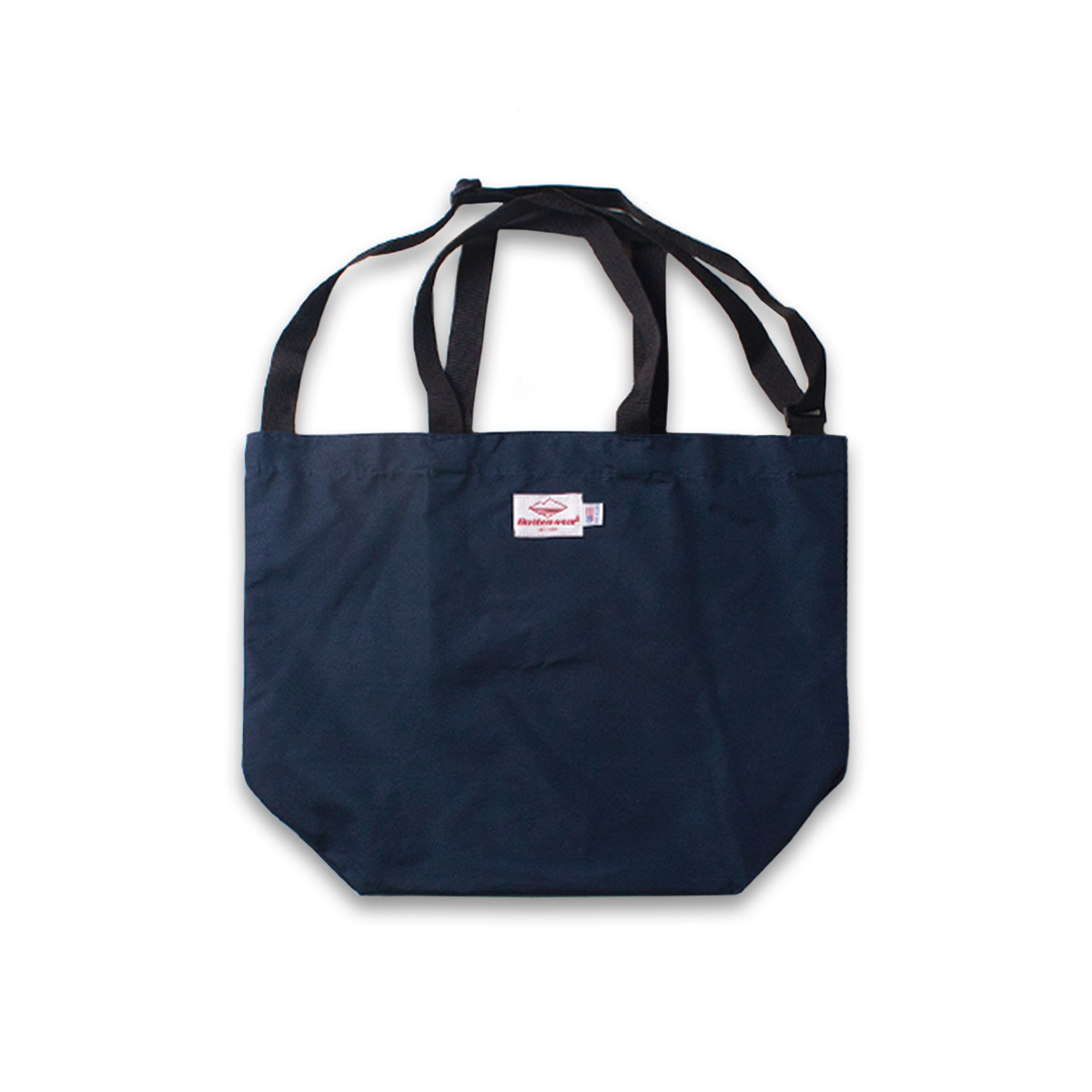 [BATTENWEAR] PACKABLE TOTE 'NAVY'