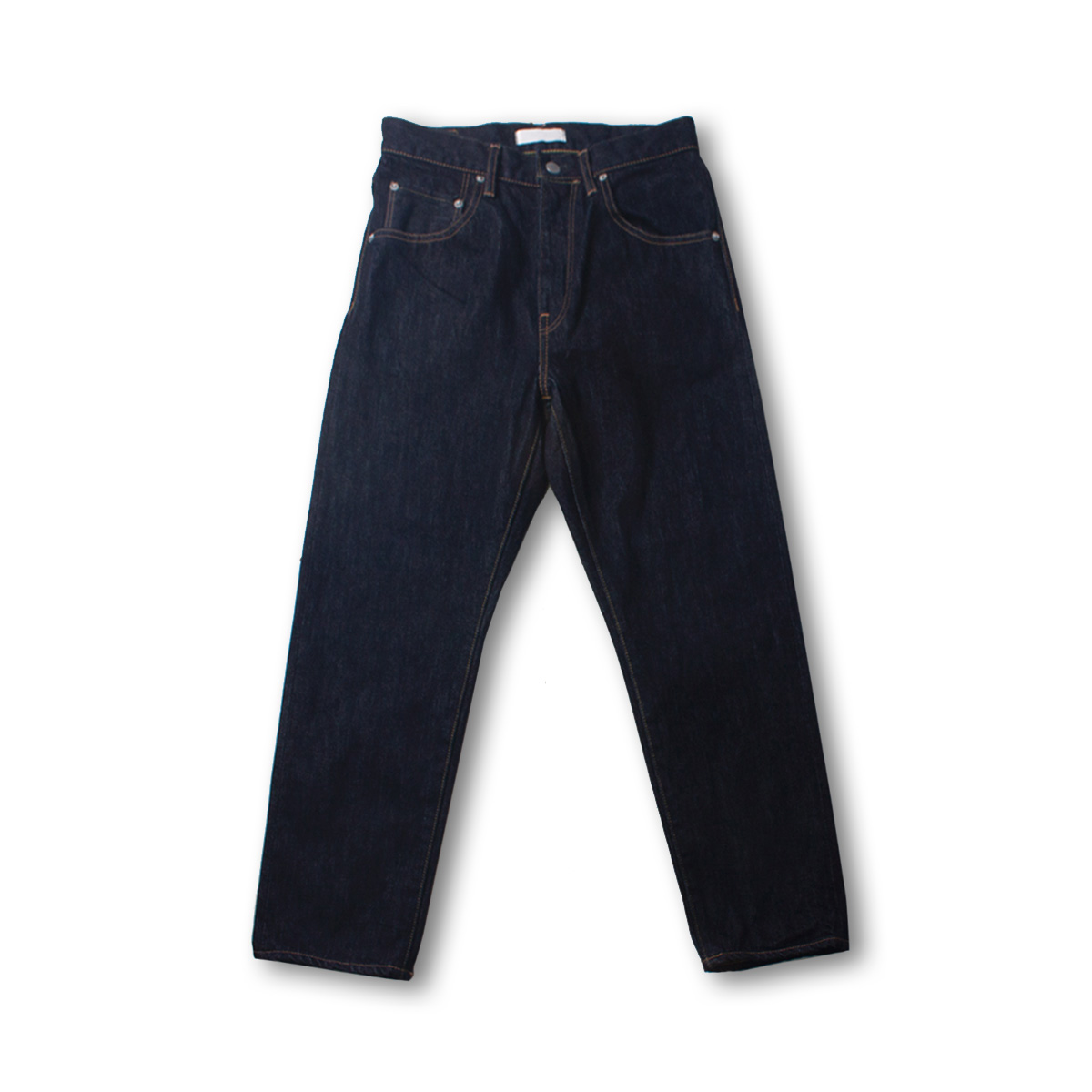[HATSKI] REGULAR TAPERED DENIM 'ONE WASH'