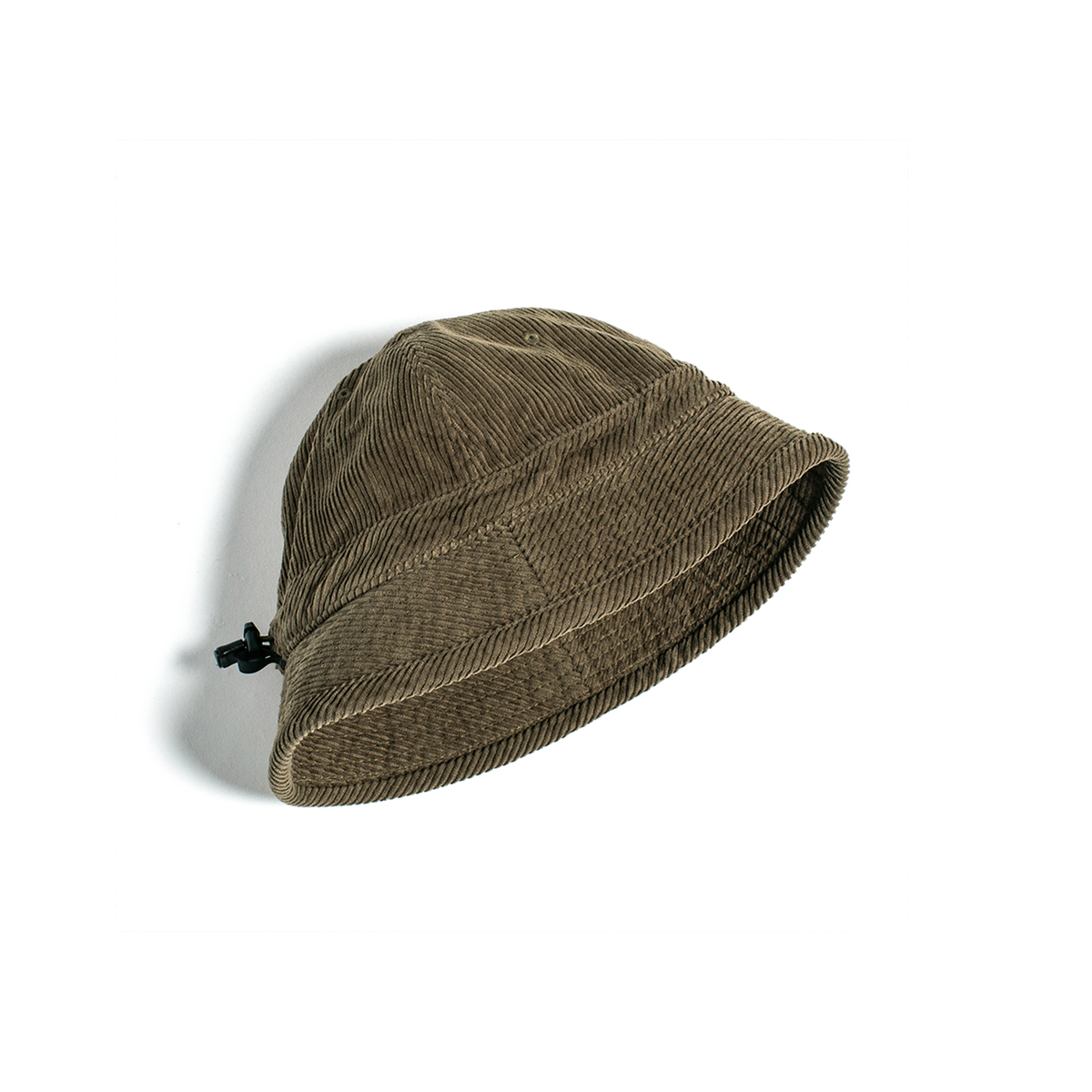 [UNAFFECTED] FOUR PANEL BUCKETHAT 'LIGHT OLIVE'