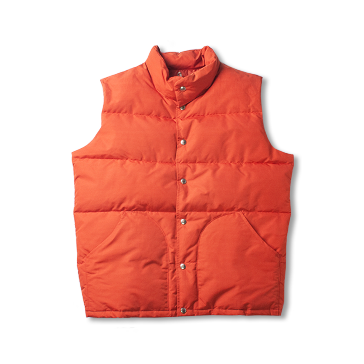 [BATTENWEAR] BATTEN-DOWN VEST 'ORANGE'