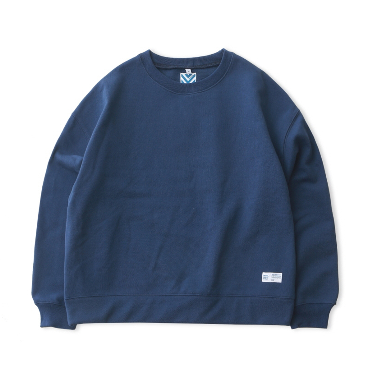 [DAILY INN] HOTEL SIGNATURE 970G SUPER HEAVY WEIGHT OVERSIZED SWEAT 'POOL'