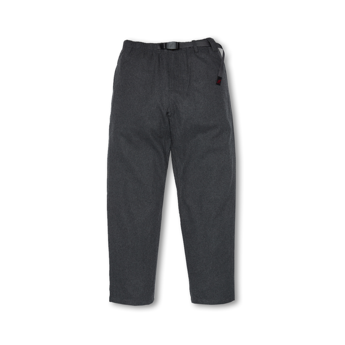 [GRAMICCI] WOOL BLEND GRAMICCI PANTS 'HEATHER CHARCOAL'
