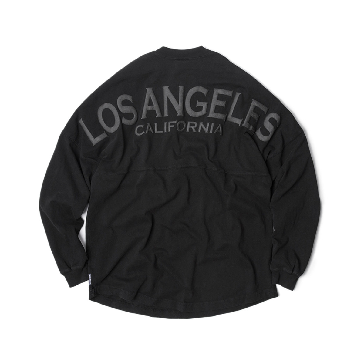 [SPIRIT JERSEY] LOS ANGELES L/S TEE 'BLACK'