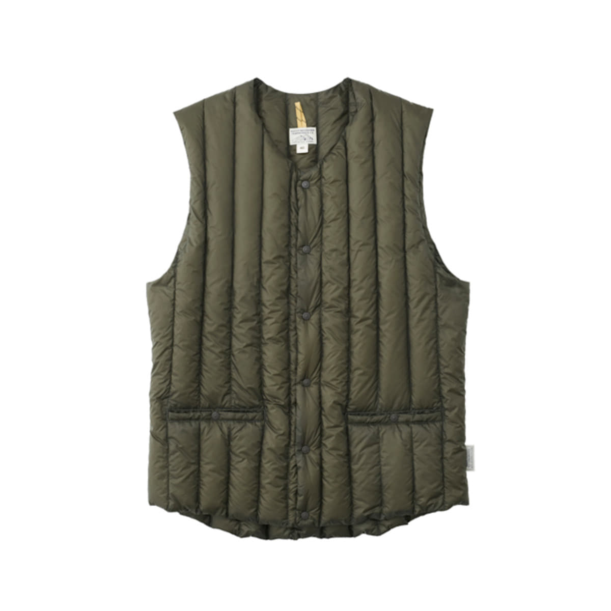 [ROCKY MOUNTAIN] SIX MONTH VEST 'OLIVE'