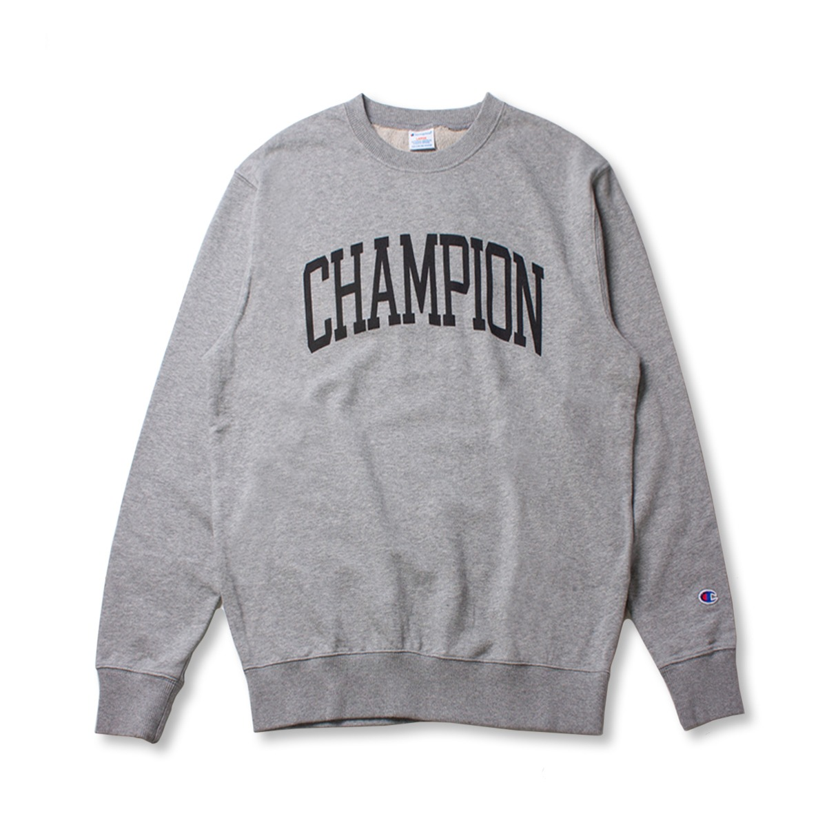[CHAMPION] CREW NECK SWEAT SHIRT 'OXFORD'