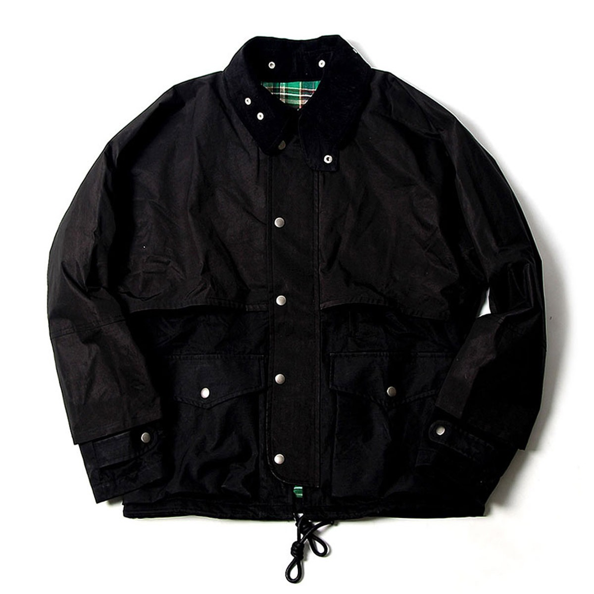 [BEHEAVYER] BHR MULTI JACKET 'BLACK'