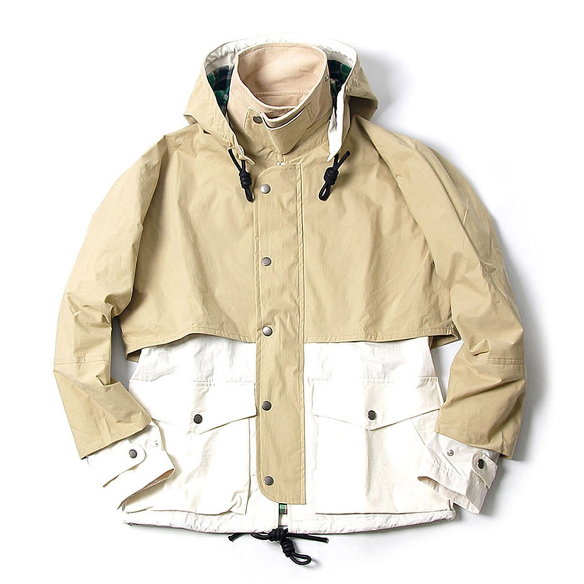 [BEHEAVYER] BHR MULTI JACKET 'WHITE'