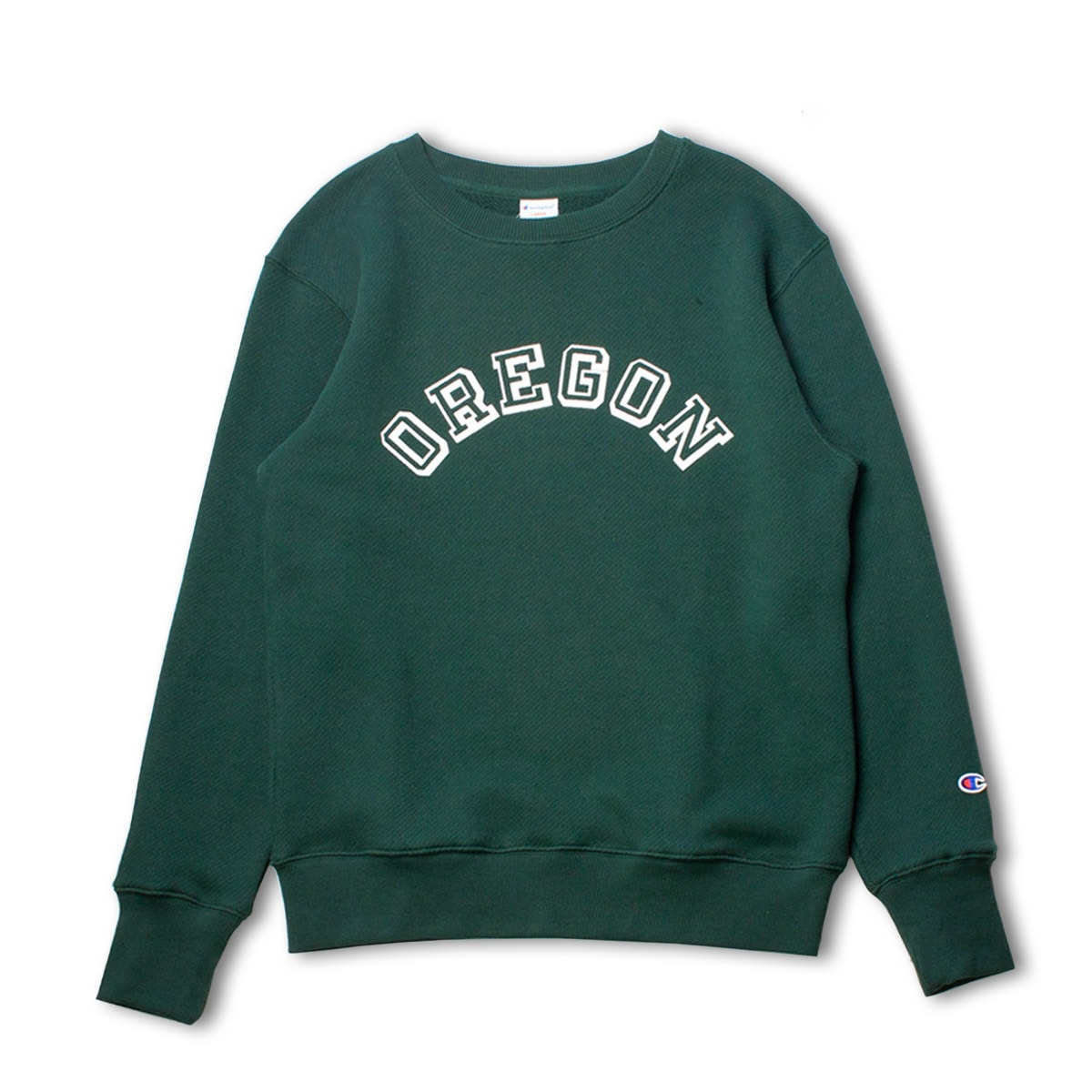 [CHAMPION] CREWNECK SWEAT SHIRT 'OREGON'
