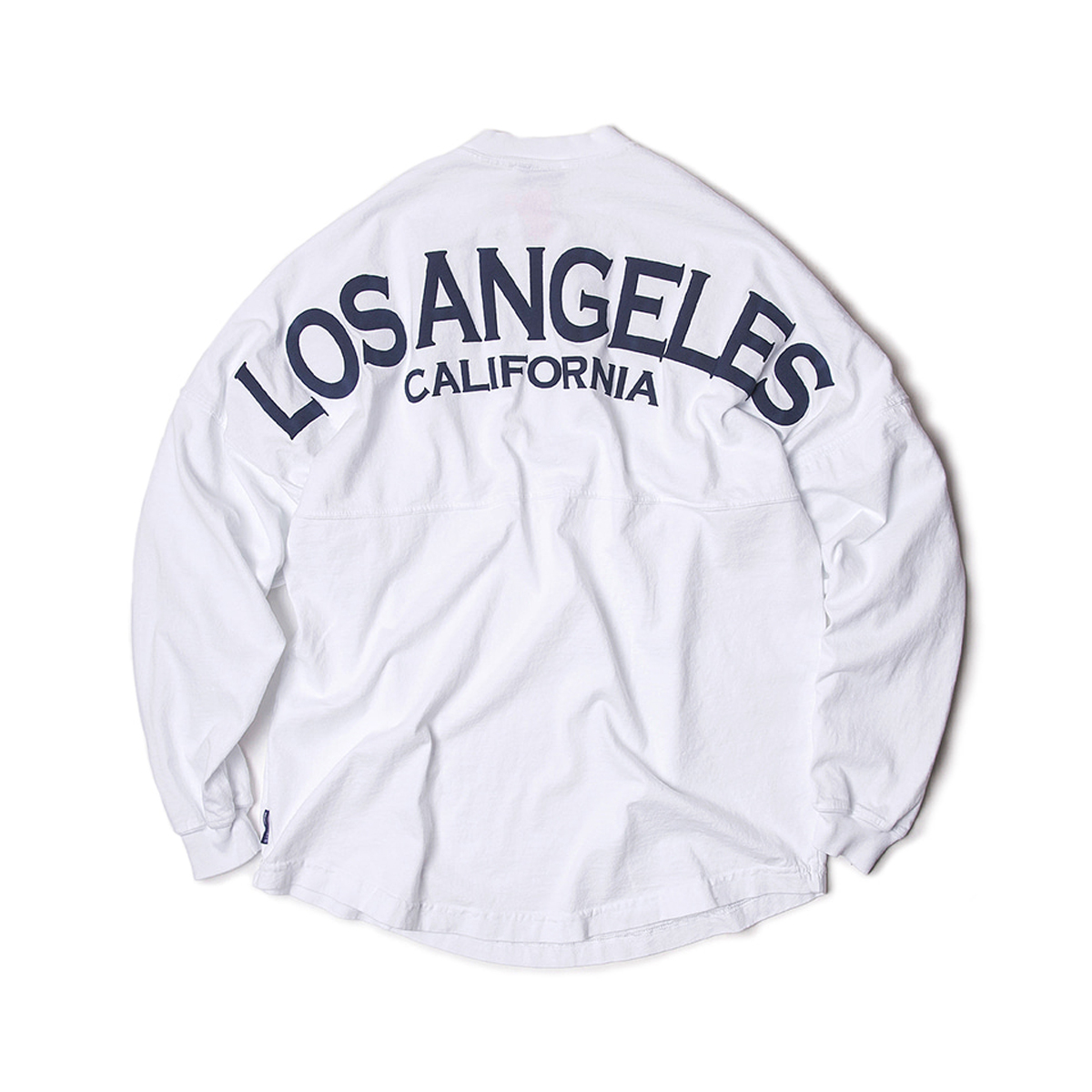 [SPIRIT JERSEY] LOS ANGELES L/S TEE 'WHITE'