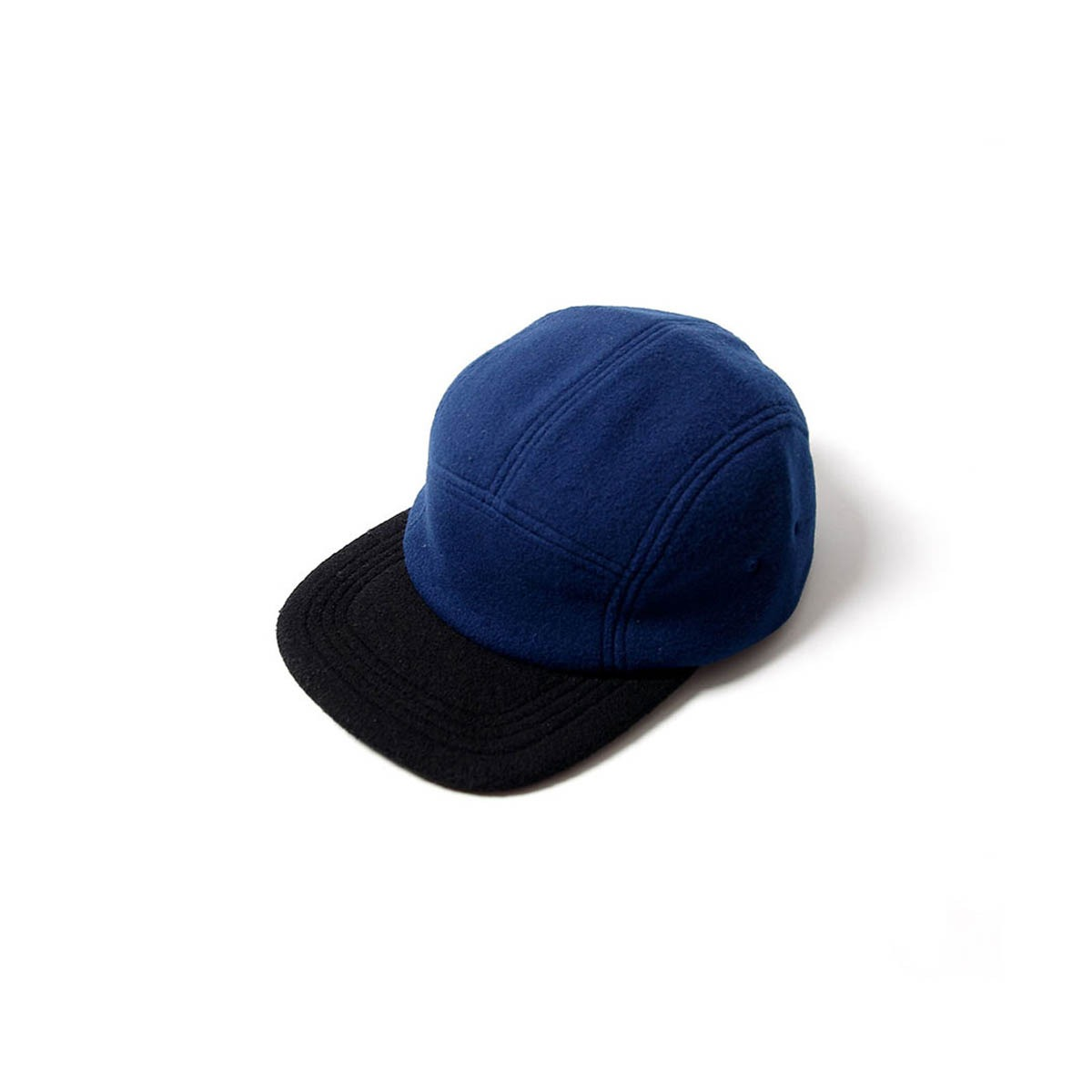 [BEHEAVYER] BHR FLLECE CAMP CAP 'BLUE'