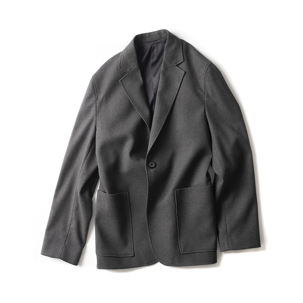 [BIRTHDAYSUIT] DAILY SUIT JACKET 'CHARCOAL'