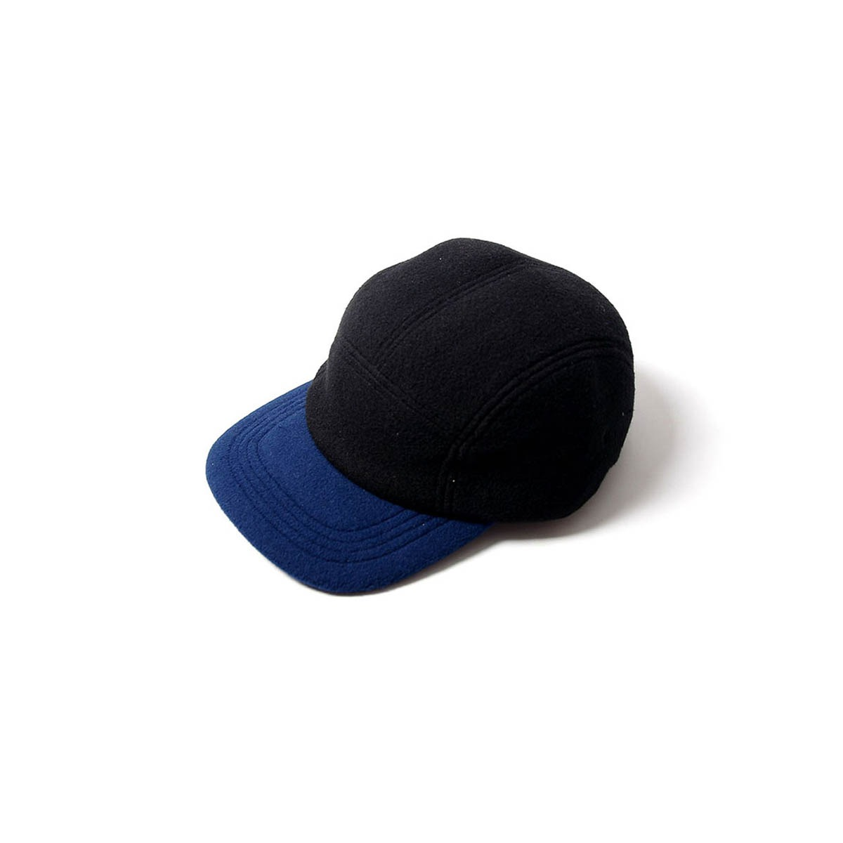 [BEHEAVYER] BHR FLLECE CAMP CAP 'BLACK'