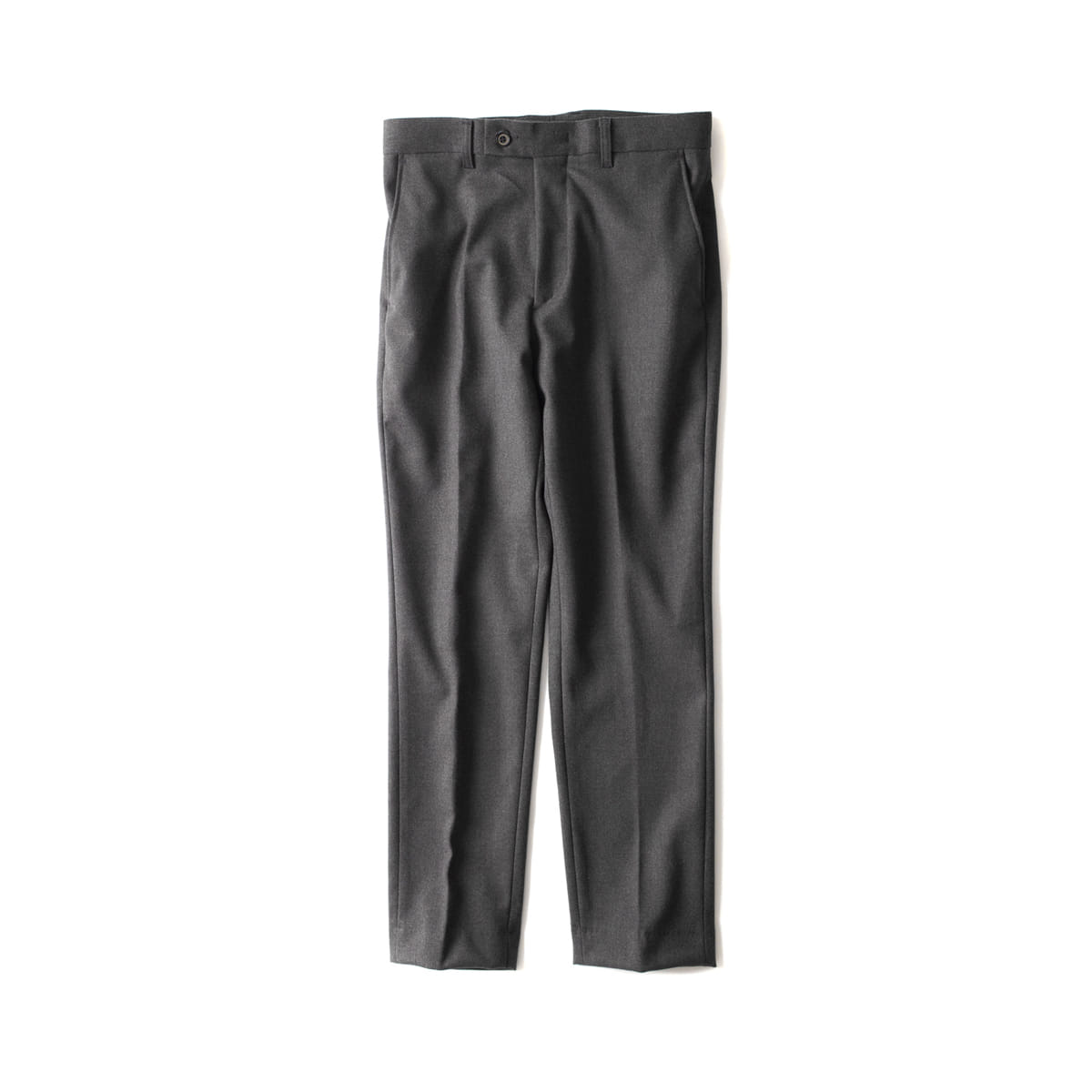 [BIRTHDAYSUIT] DAILY SUIT PANTS 'CHARCOAL'