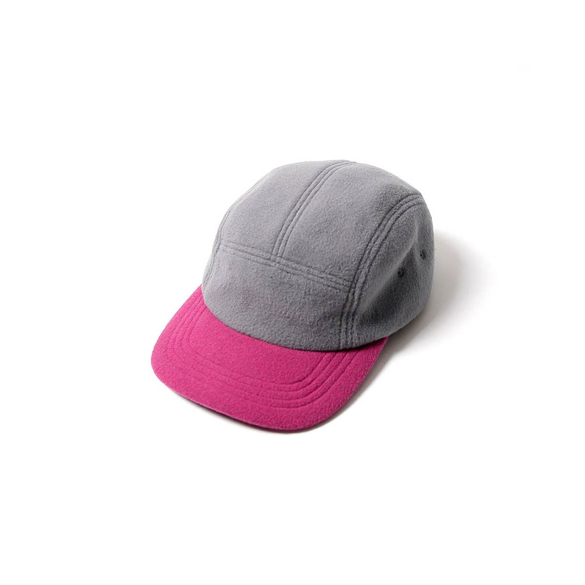 [BEHEAVYER] BHR FLLECE CAMP CAP 'GREY'