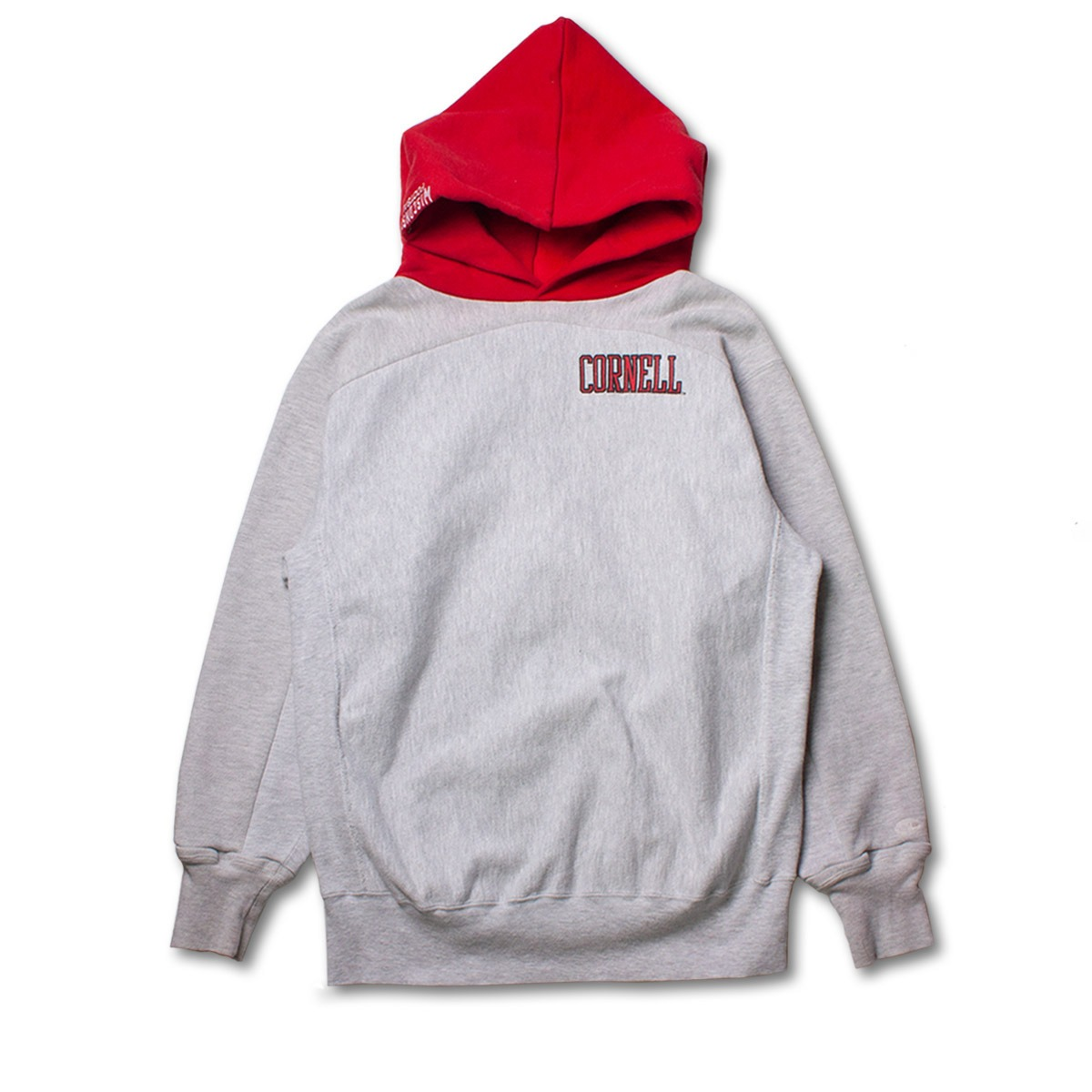 [SUNNY SIDE UP] RE 3FOR1 HOODED PARKA 'RED'