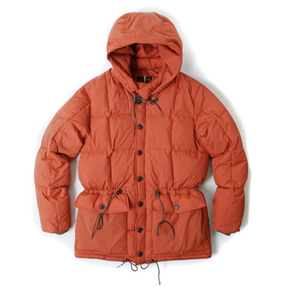 [OUTSTANDING] KARAKORAM GOOSE DOWN PARKA 'RED BRICK'